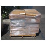PALLET OF IRONMAN AIR FILTER PANELS