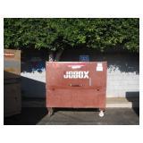JOBOX JOB SITE STORAGE CABINET/TOOL BOX