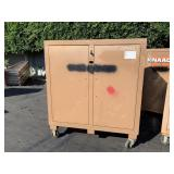 KNAACK JOB SITE STORAGE CABINET