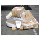 PALLET OF 5 SHELF HEAVY DUTY STORAGE