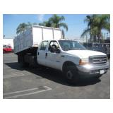 2001 FORD F-550