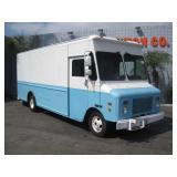 (DMV FEES) 1999 GMC P3500