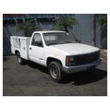 1992 GMC SIERRA C/K 2500