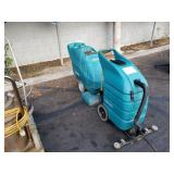 LOT OF 2 INDUSTRIAL FLOOR SCRUBBERS