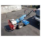 HARVESTER 722 REAR TILLER ATTACHMENT