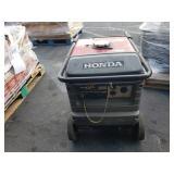 HONDA 3000 WATT INVERTER GENERATOR