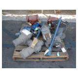 2 AUMA AUTOMATED VALVE ACTUATORS & DEZURIK WATER C