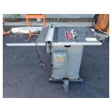"""ROCKWELL 12"""" TABLE SAW"""