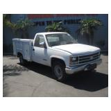 (DEALER ONLY) 1990 CHEVROLET C/K 2500