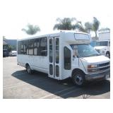 (DEALER) (DMV FEES) 2000 CHEVROLET G3500 EXPRESS