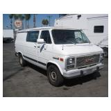 (DEALER ONLY) 1992 GMC VANDURA