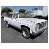 (DEALER ONLY) 1987 GMC SIERRA 3500