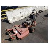 EXMARK COMMERCIAL LAWN MOWER