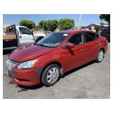 (DEALER ONLY)(DMV FEES) 2013 NISSAN SENTRA