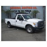(DEALER ONLY2012 FORD F-250 SD