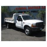 2000 FORD F 450 SD
