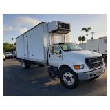 (DEALER ONLY)2001 FORD F-650