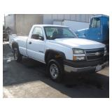 (DEALER ONLY)2007 CHEVROLET SILVERADO 2500