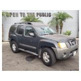 (DEALER ONLY) (DMV FEES) 2006 NISSAN XTERRA SE