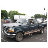(DEALER ONLY)(DMV FEES) 1995 FORD F-150