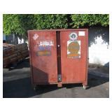 JOBOX JOB SITE STORAGE CABINET/TOOL BOX