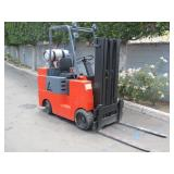 ALLIS-CHALMERS ACC50 SINGLE STAGE FORKLIFT,