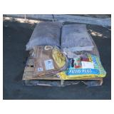 BAGS OF MULCH & POTTING MIX