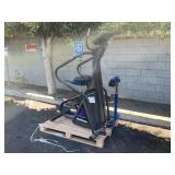 LOT WITH STAIRMASTER FREE CLIMBER & ROMAN CHAIR