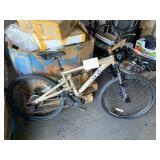 GOLD DIAMONDBACK BICYCLE