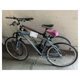 2 SCHWINN BICYCLES