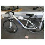 WHITE MONGOOSE 2.0 BANISH BICYCLE