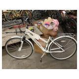 WHITE NORTHWOODS BICYCLE