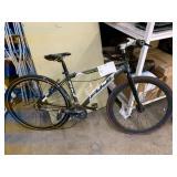 GRAY FUJI BICYCLE
