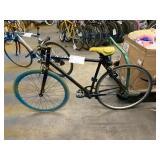 BLACK ROAD BICYCLE