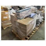 PALLET WITH FANIMATION CEILING FAN, DANBY COMPACT