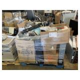 PALLET WITH MEDICAL EQUIPMENT