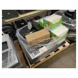 PALLET WITH ASSORTED COMPUTERS & REMANUFACTURED