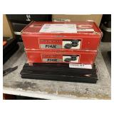 LOT WITH PYLE CHOPPER SERIES AMPLIFIER & 2