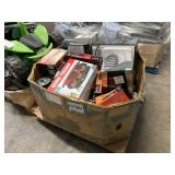 PALLET WITH HOME APPLIANCES
