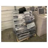 PALLET WITH ASSORTED DUKANE IMAGE PRO MULTIMEDIA