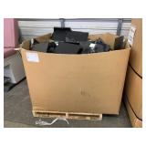 PALLET WITH MARCH NETWORKING 500 SERIES MDVR