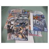 1 LOT W/COMIC BOOKS