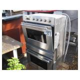 GE MONOGRAM DOUBLE OVEN UNIT