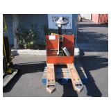 YALE & TOYOTA ELECTRIC PALLET JACKS