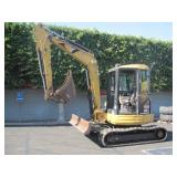 CATERPILLAR 305 CR MINI EXCAVATOR