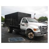 (DE4ALER ONLY)2008 FORD F-650