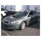 (DEALER ONLY) 2008 HONDA ACCORD