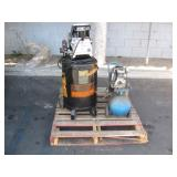 CENTRAL PNEUMATIC 21 GAL AIR COMPRESSOR