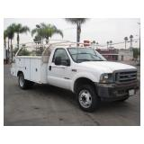 (DEALER DISM. OUT STATE) 2002 FORD F-550