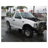 (DEALER ONLY)2002 FORD F-150